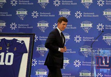 Eli Manning dice adiós en su estado más puro