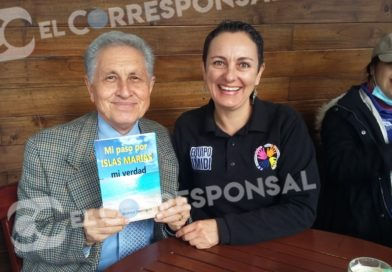 """Presentarán libro """"Mi paso por las Islas Marías"""""""