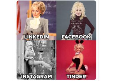 #DollyPartonChallenge, el divertidísimo reto que ha inundado las redes sociales