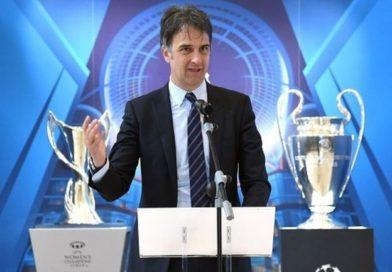 Vicepresidente de UEFA: 'pararemos el futbol sólo si la situación degenera'