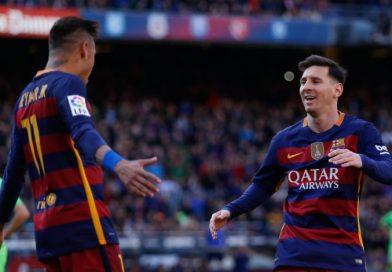 Neymar afirma que el próximo año volverá a jugar junto a Messi