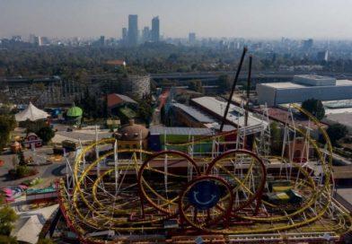 Aztlán, nuevo parque de diversiones de Chapultepec, será uno de los mejores del mundo: Sheinbaum