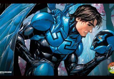 En marcha Blue Beetle, el primer superhéroe latino