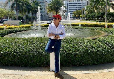 'Pepillo' Origel recibe segunda dosis de vacuna contra COVID-19 en Miami