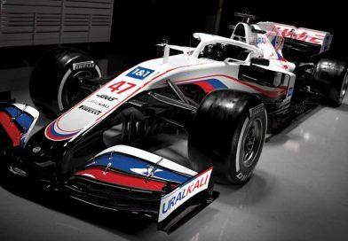 El turno de Haas: presenta el VF-21